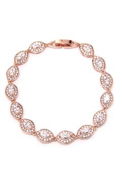 Ivory & Co Promise Rose Bracelet Rose Bubbleroom.eu