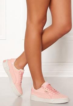 PUMA Cali Nubuck Sneakers 001 Peach Bubbleroom.eu