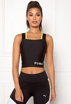 PUMA Chase Crop Top 001 Black Bubbleroom.eu