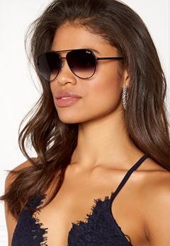 023a92229b Quay Australia High Key Mini Sunglasses Black SmokeFadeLens Bubbleroom.eu
