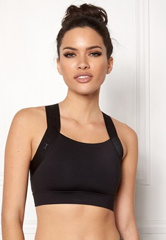 Röhnisch Kay Sports Bra Black Bubbleroom.eu