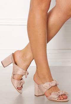 Truffle Rima Bow Sandals Nude Bubbleroom.eu