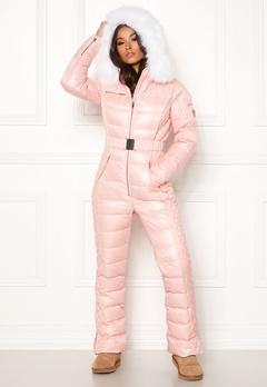 ROCKANDBLUE Ciara Jump Suit Down Light Pink/White Bubbleroom.eu