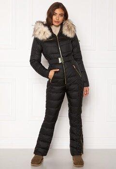 ROCKANDBLUE Ciara Jumpsuit 89395 Black/Arctic/G Bubbleroom.eu