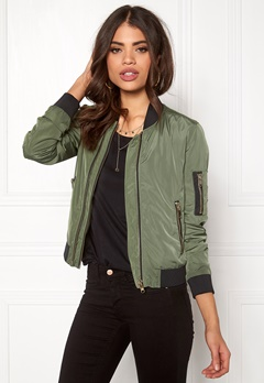 ROCKANDBLUE Crow Whippy Jacket Army Green Bubbleroom.eu