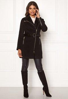 ROCKANDBLUE Eriana Wool Coat Black Bubbleroom.eu