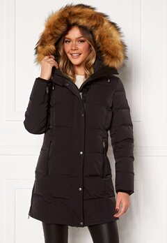 ROCKANDBLUE Glacial Jacket 89915 Black/Natural Bubbleroom.eu