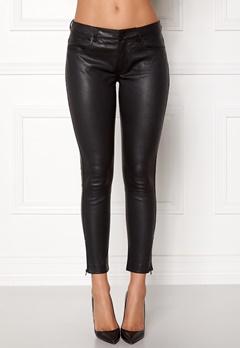 ROCKANDBLUE The Leather Pants Black Bubbleroom.eu