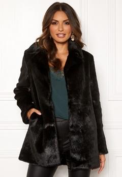 ROCKANDBLUE Tippi Faux Fur Black Bubbleroom.eu