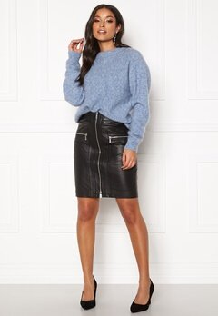 ROCKANDBLUE Willow Lamb Chill Skirt Black Bubbleroom.eu