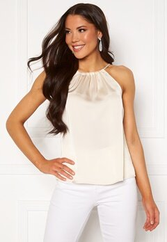 Rut & Circle Bianca Singlet Light Beige Bubbleroom.eu