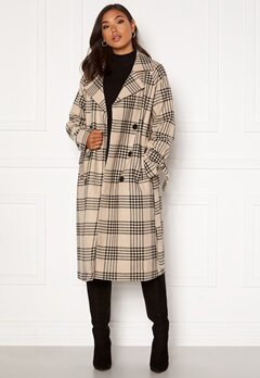 Rut & Circle Cassandra Coat Light Beige Bubbleroom.eu