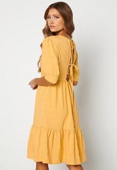 Rut & Circle Cornelia Dress 700 Yellow Bubbleroom.eu