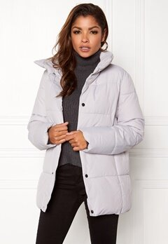 Rut & Circle Hilma Padded Jacket Filler Grey Bubbleroom.eu