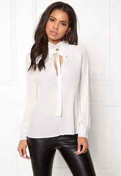 Rut & Circle Lolly Blouse White Bubbleroom.eu