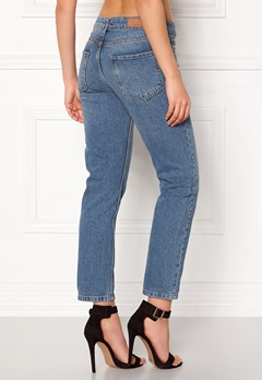Rut & Circle Louisa Vintage Jeans Md Blue Wash Bubbleroom.eu