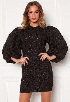 Samsøe & Samsøe Harriet Short Dress Black Bubbleroom.eu