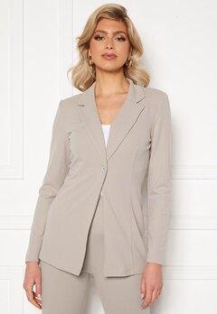 Sara Sieppi x Bubbleroom Suit Jacket Grey Bubbleroom.eu