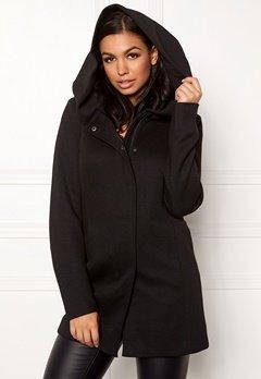 ONLY Sedona Light Coat Black Bubbleroom.eu