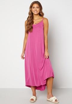 SELECTED FEMME Finia Midi Strap Dress Rose Violet Bubbleroom.eu