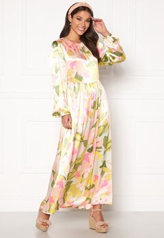 SELECTED FEMME Mola LS Ankle Dress Rosebloom Bubbleroom.eu