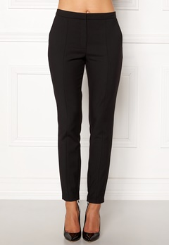 SELECTED FEMME Muse Cropped MW Pant Black Bubbleroom.eu