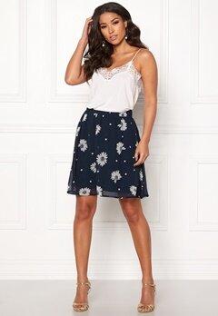 SELECTED FEMME Oriana MW Short Skirt Dark Sapphire Bubbleroom.eu