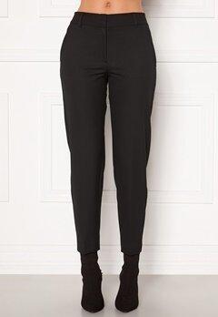 SELECTED FEMME Ria MW Cropped Pant Black Bubbleroom.eu
