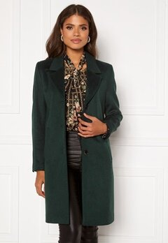 SELECTED FEMME Sasja Wool Coat Green Gables Bubbleroom.eu