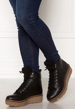 SHOE THE BEAR Bex leather Boots 110 Black Bubbleroom.eu