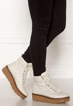 SHOE THE BEAR Bex leather Boots 120 White Bubbleroom.eu
