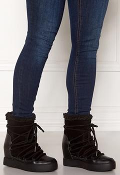 SHOE THE BEAR Trish Wool Boots 111 Black Bubbleroom.eu