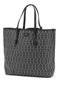 DAGMAR Shopping Bag 999 Black Bubbleroom.eu
