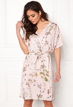 Sisters Point Lenda Dress 585 Rose/Flower Bubbleroom.eu