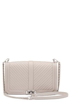 Rebecca Minkoff Slim Love Crossbody Bag Putty Bubbleroom.eu