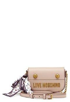 Love Moschino Small Bag 108 Taupe/Sand Bubbleroom.eu