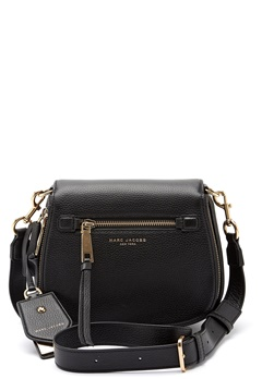 Marc Jacobs Small Nomad Crossbody Bag Black Bubbleroom.eu