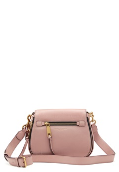 Marc Jacobs Small Nomad Crossbody Bag Rose Bubbleroom.eu