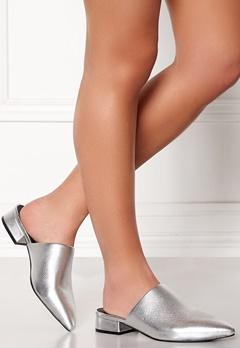 SOFIE SCHNOOR Shoe Flat Silver Bubbleroom.eu