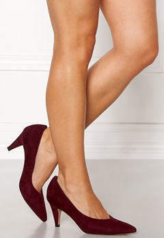 SOFIE SCHNOOR Stiletto Pumps Dark Red Bubbleroom.eu