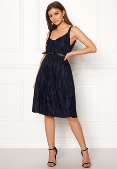 VILA Solana Strap Dress Total Eclipse Bubbleroom.eu