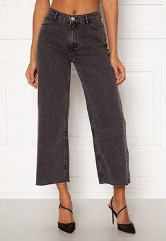 ONLY Sonny Life HW Cropped Jeans Grey Denim Bubbleroom.eu