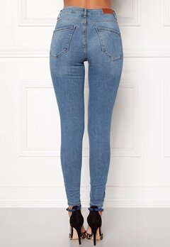 VERO MODA Sophia HW Skinny Jeans Light Blue Denim Bubbleroom.eu