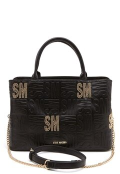 Steve Madden Bella Bag Black/Gold Bubbleroom.eu