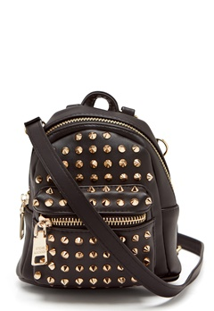 Steve Madden Bruno Backpack Black/gold Bubbleroom.eu