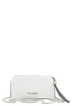 Steve Madden Btinsley Shoulderbag White Bubbleroom.eu