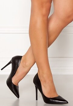 Steve Madden Daisie Pumps Black Leathe Bubbleroom.eu