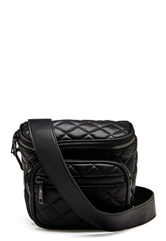 Steve Madden Lookout Shoulderbag Black/gold Bubbleroom.eu