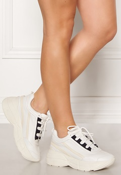Steve Madden Mature Sneaker 2 White Bubbleroom.eu