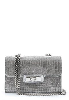 Steve Madden Wonders Crossbody Bag Silver Bubbleroom.eu